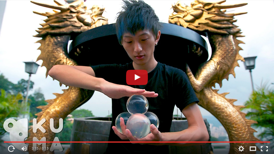 Contact Juggling  you tube link